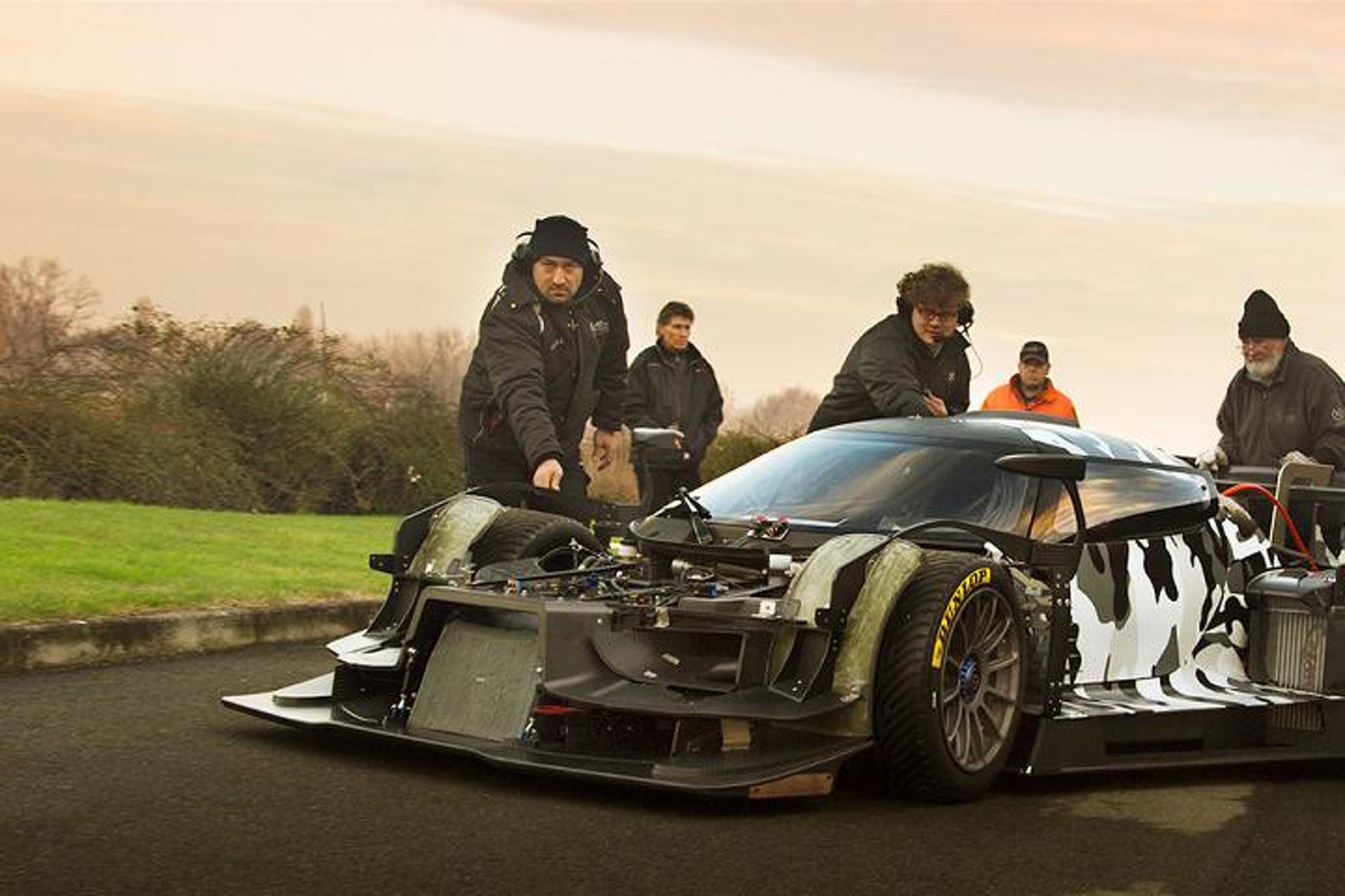Glickenhaus Aims to Beat Ferrari With SCG 003 Supercar