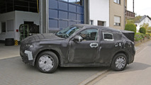 Alfa Romeo Stelvio spy photo
