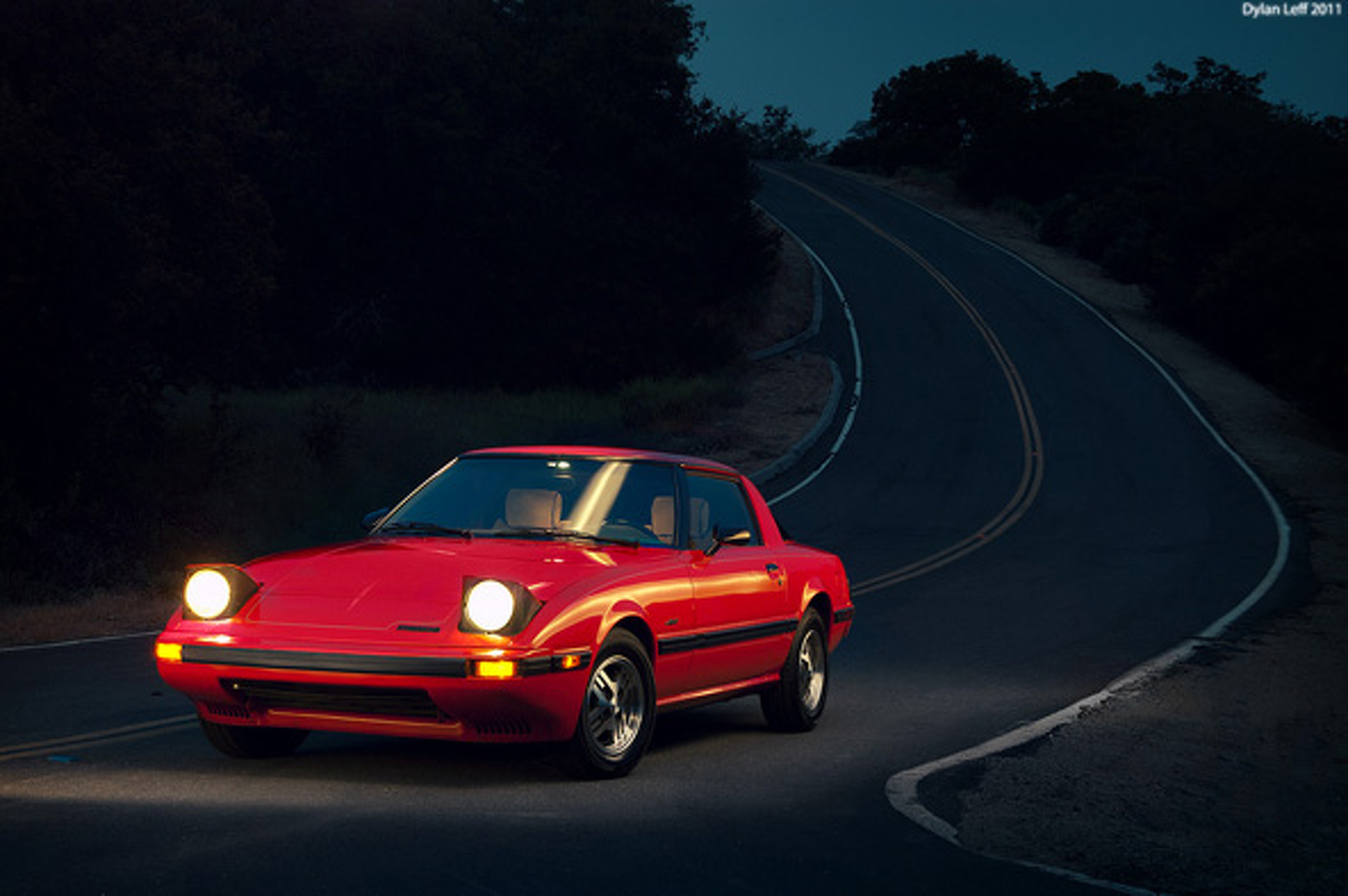 R.I.P. Rotary: Mazda's Little Engine That Could