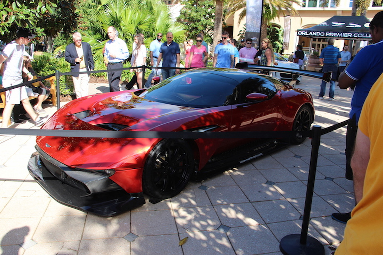 6 of the Sexiest Cars We Saw at Festivals of Speed Orlando