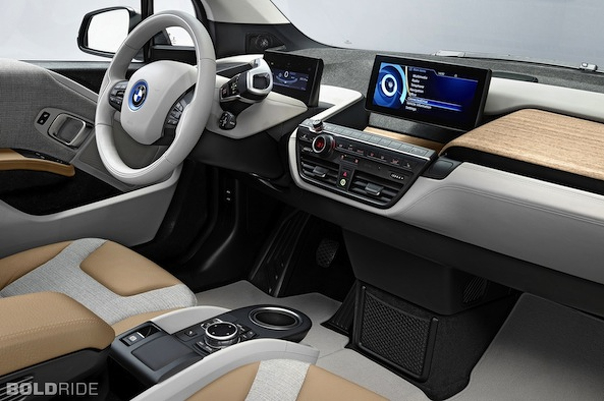 2014 BMW i3: Electric Fun for the Whole Family