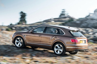 All-New Bentley SUV: 0-60 in 4.0 Seconds, Named After a Tax Haven