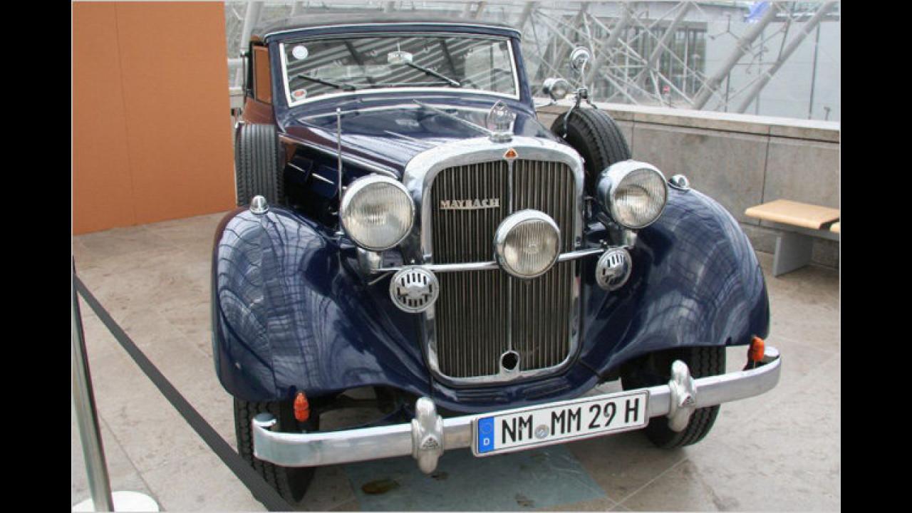Maybach SW 38 (1938)