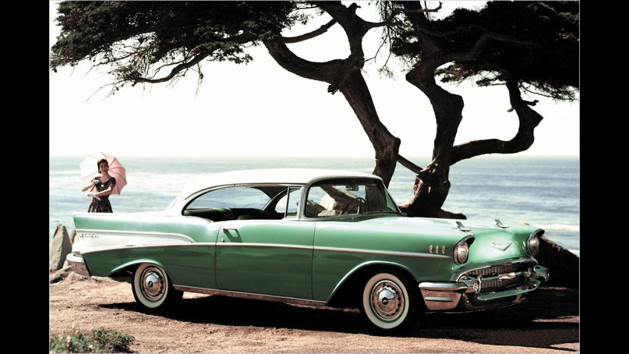 Bel Air Hardtop-Coupé (1957)