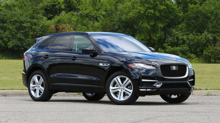 2017 Jaguar F-Pace 20d Review: Less Pace, More MPG