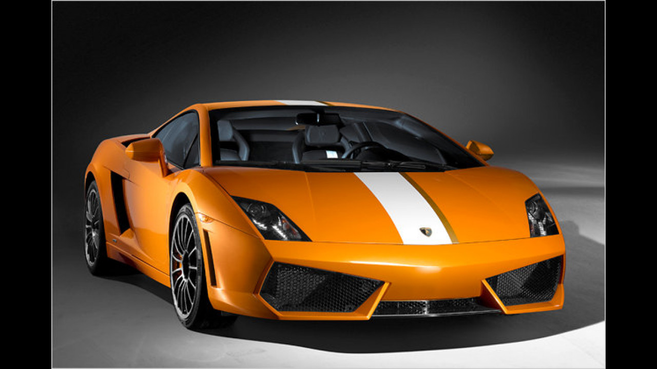 Lamborghini Gallardo LP 550-2 Val. Balboni E-Gear