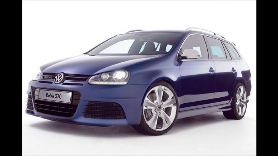 Watt für die Ohren: Volkswagen auf der Essen Motor Show