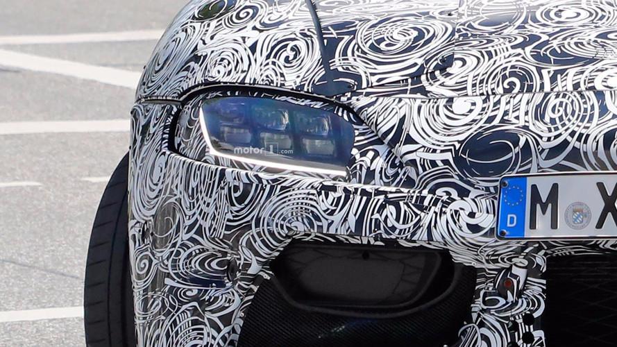 Toyota Supra kémfotók