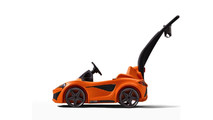 McLaren 570S de juguete