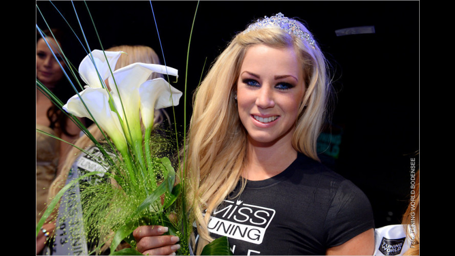 Leonie ist die Miss Tuning 2013
