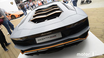 Lamborghini Aventador S at 2017 Goodwood Festival of Speed