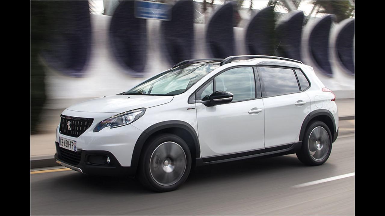 Kleine SUVs: Peugeot 2008