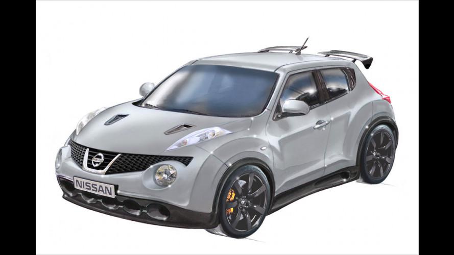 Kein Witz: Nissan kreuzt den Juke mit dem GT-R