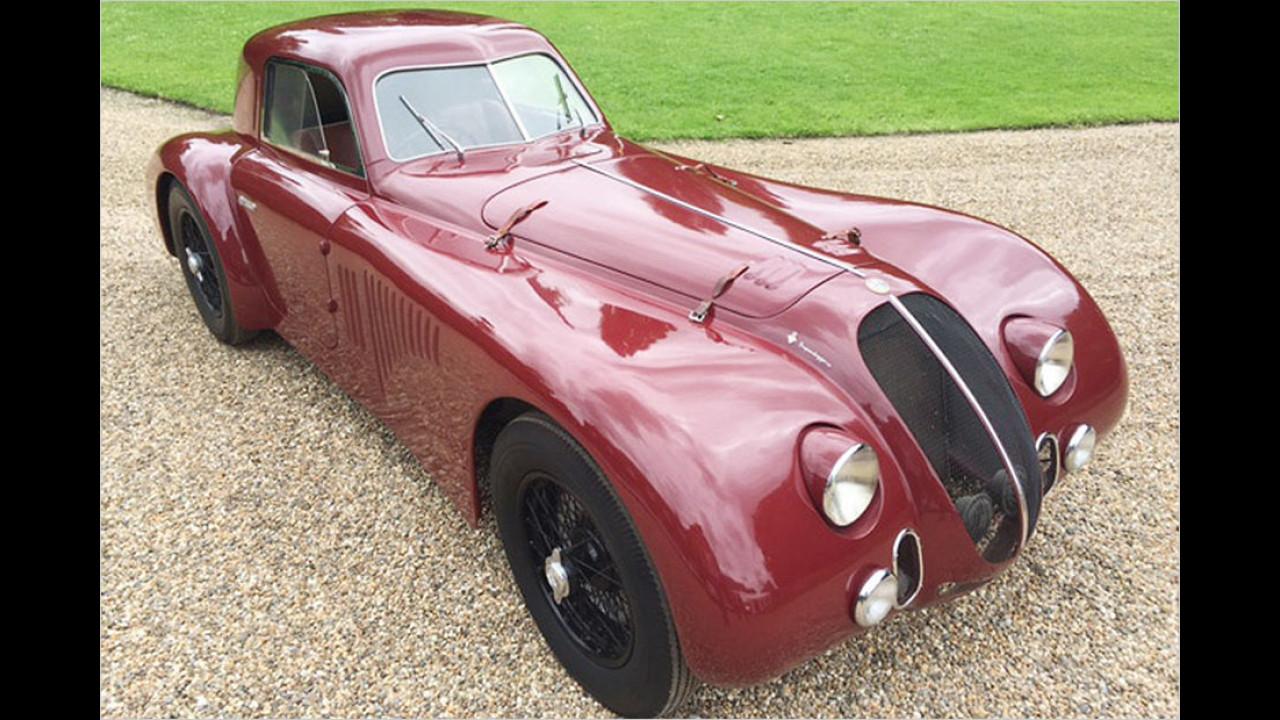 Alfa Romeo 6C 2500 Super Sprint Le Mans Berlinetta (1942)