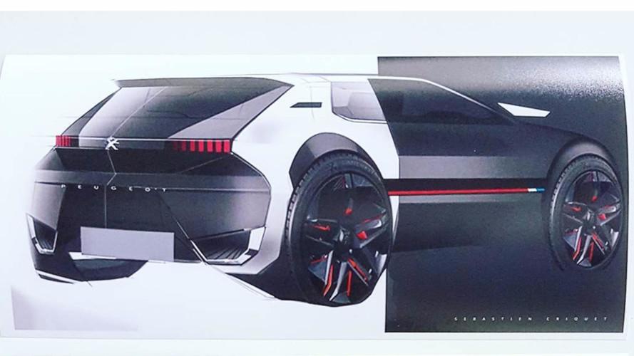 Este é o 205 GTI reinventado pelo diretor de design da Peugeot
