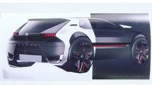Peugeot 205 GTI render