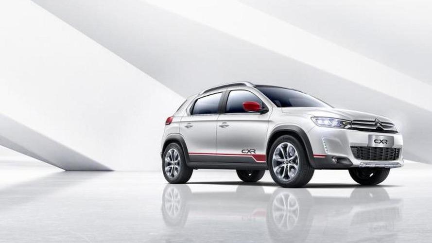 Citroen C-XR concept debuts at Beijing Motor Show