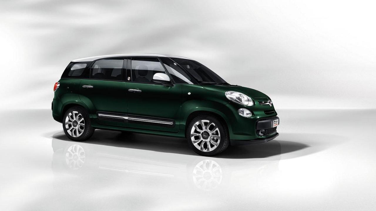2014 Fiat 500L Living 18.6.2013