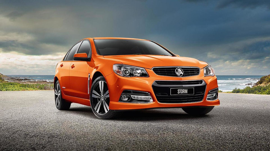 Holden to axe 'Commodore' nameplate - report