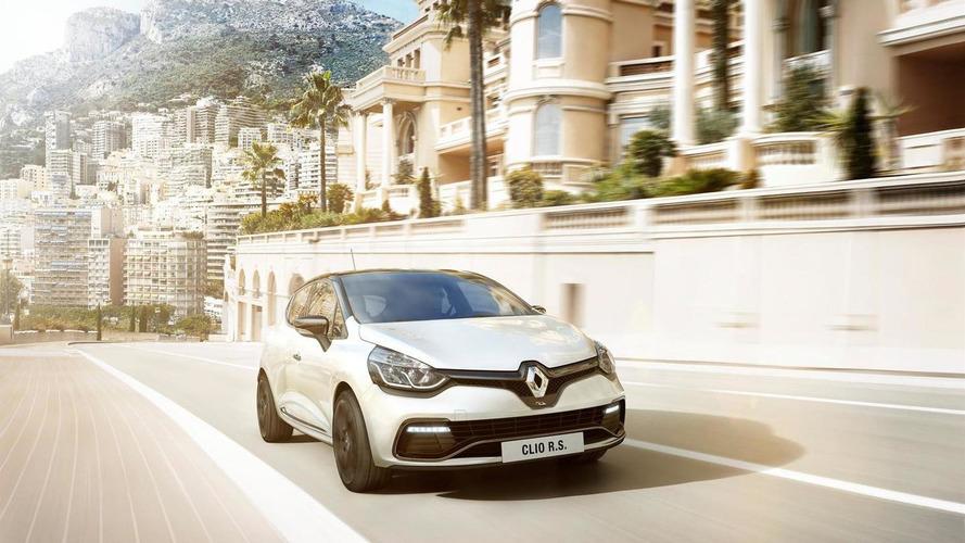 Renault Clio RS Monaco GP unveiled in Geneva with cosmetic tweaks