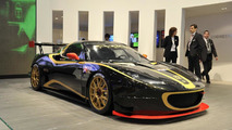 Lotus Evora Enduro GT Concept live in Geneva - 01.03.2011