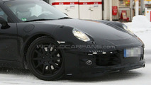 2011 Porsche 991 LED Rear Lamps Spied