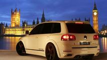 Hofele Royster GT 460 Widebody kit based on VW Touareg facelift