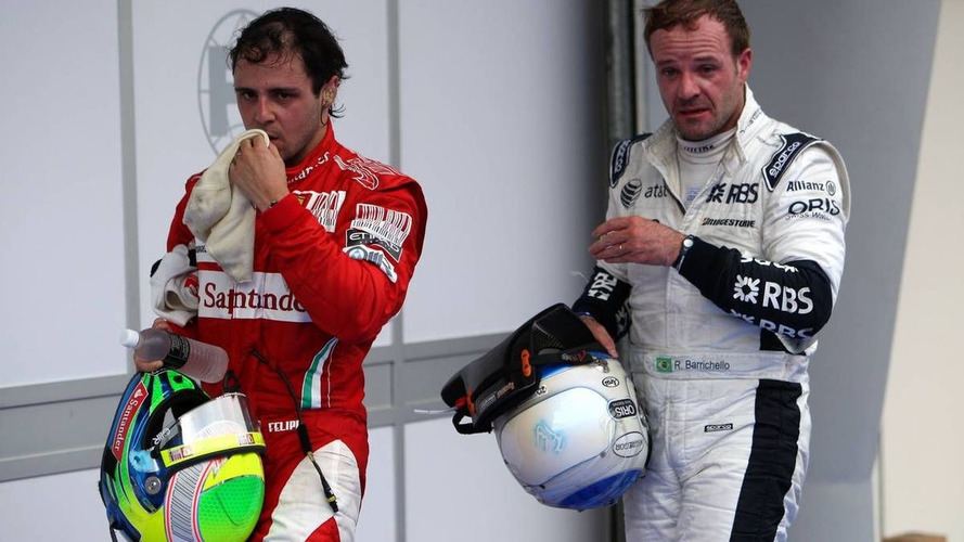 New Massa contract has 'Barrichello clause' - report