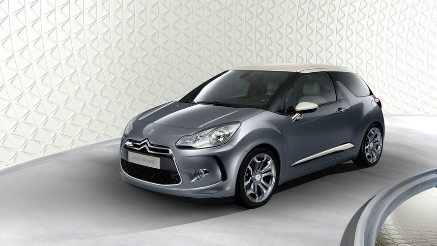 Citroen DS3 Interior Revealed - video