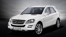 2011 Mercedes-Benz M-Class Grand Edition 05.05.2010