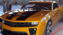 Bumblebee from Tranformers:Revenge of the Fallen