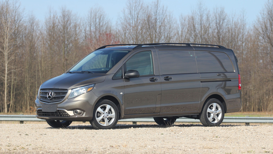 2017 mercedes benz metris review sharp dressed van. Black Bedroom Furniture Sets. Home Design Ideas
