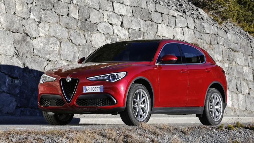 Alfa Romeo Stelvio, più potenza per i diesel