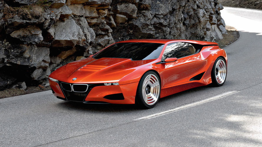 BMW hibrit hiper otomobil ile Mercedes'e cevap verebilir