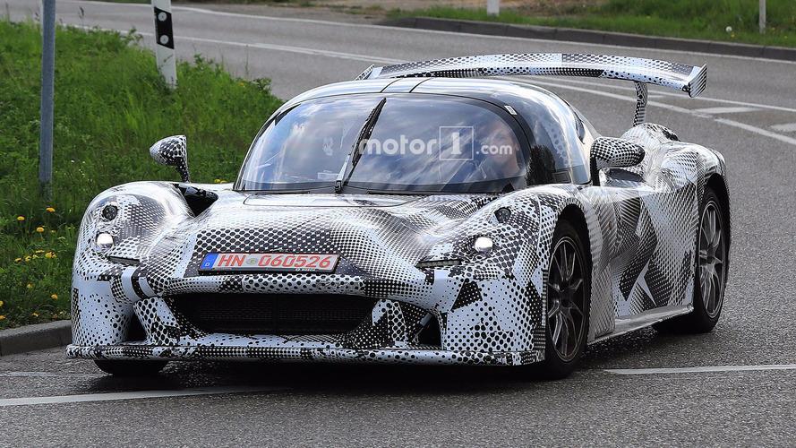 Dallara Road Car Spied: If It Looks Fast...