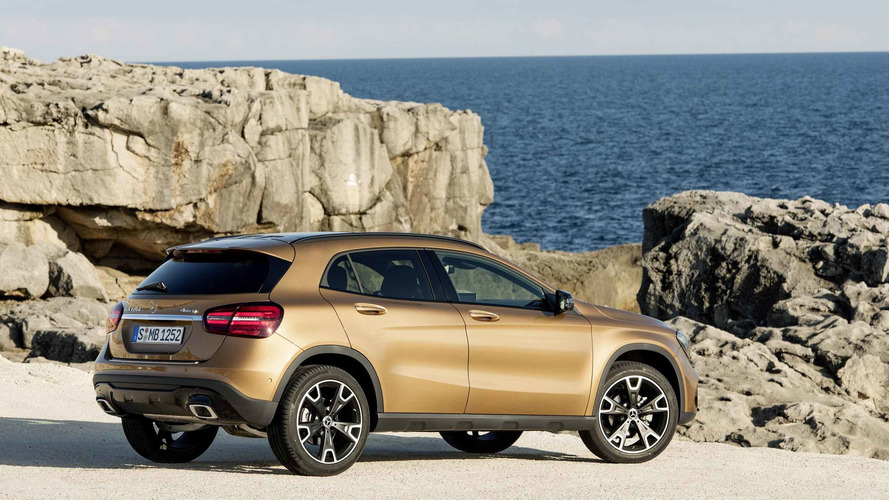 2017 Mercedes-Benz GLA Review
