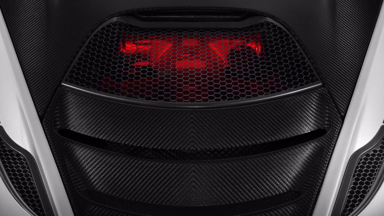 McLaren 720S teaser