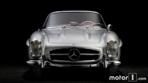 1957 - Mercedes-Benz 300 SL Roadster