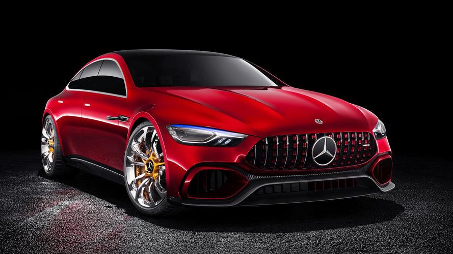 Les futures Mercedes-AMG seront électriques !