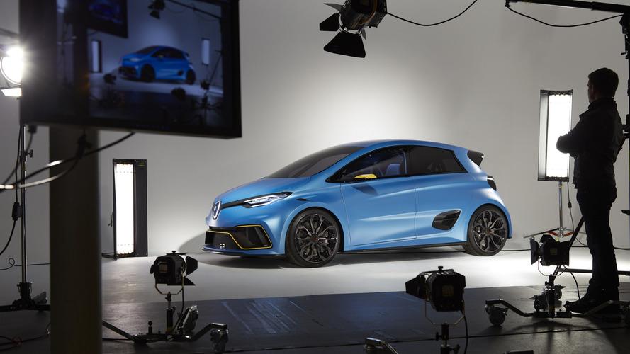 Renault Zoe RS gerçekten de gelebilir