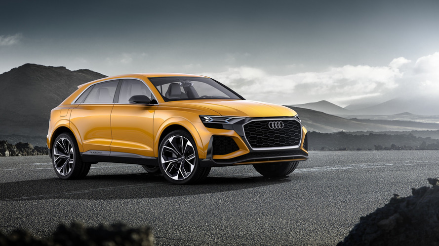 Audi Q8 And Q4 Productions Plans Announced