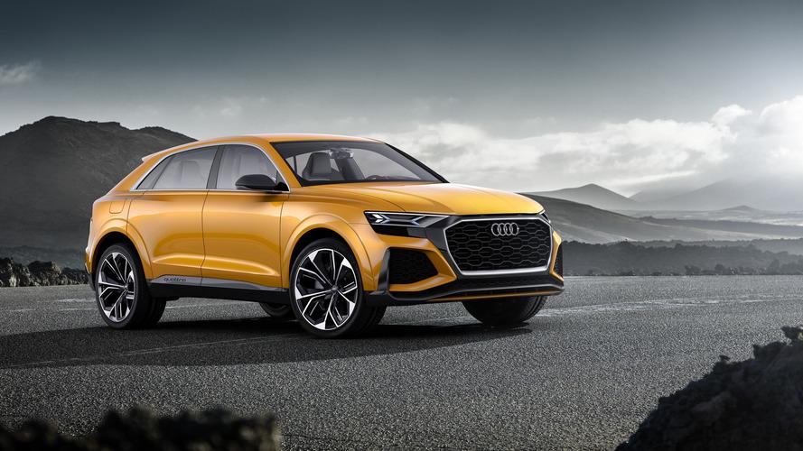 Audi Q8 ve Q4 üretim planları açıklandı