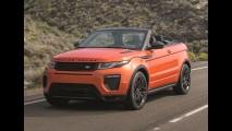 Este é o novo Range Rover Evoque conversível - veja fotos e detalhes