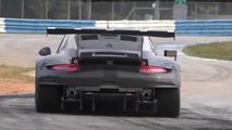 Porsche 911 RSR casus videosu