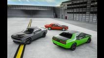 Clássicos! Dodge resgata produção do Challenger T/A e Charger Daytona