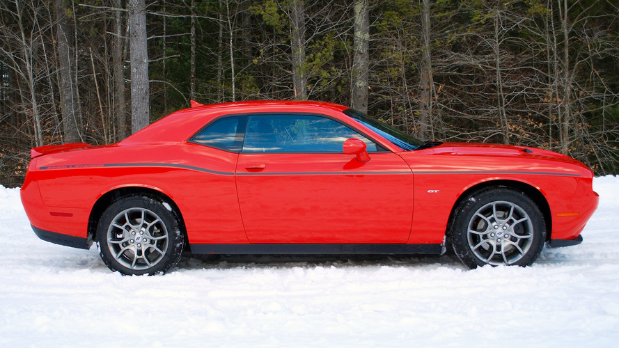FCA Rollaway Recall Is Back, 7.8K Dodge Challengers Affected
