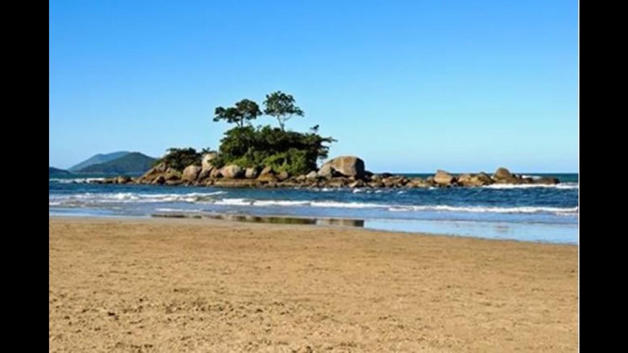 Praia de Castelhanos é a desculpa ideal para uma aventura 4x4