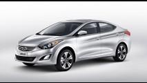 Hyundai lançará versão alongada do sedã Elantra na China