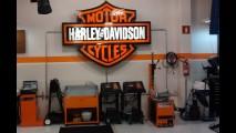 No QG da Harley-Davidson: fomos mecânicos por um dia