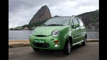Chery ignora crise no setor e cresce 74% no primeiro semestre no Brasil